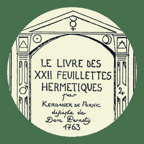 Ebook O Livro das XXII Folhinhas Herméticas