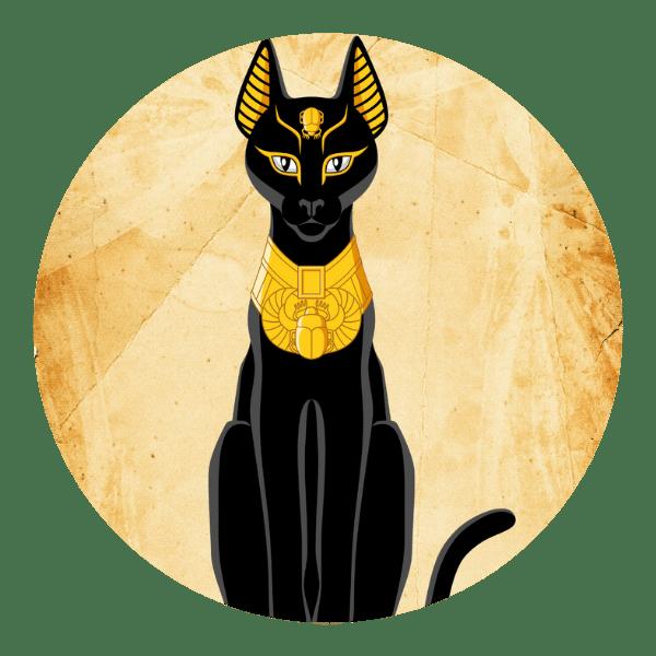 BAST – O Coração de Ra e a Alma de Ísis