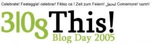 Blog Day!…