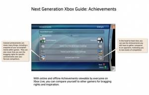 Diseño de interfaz para el Xbox 360…