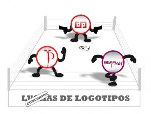 lucha de logotipos