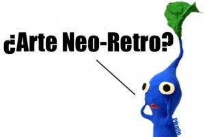 El arte Neo – Retro en los videojuegos…