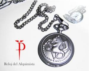 Reloj de Full Metal Alchemist