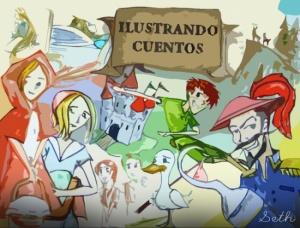Ilustrando cuentos… (2)