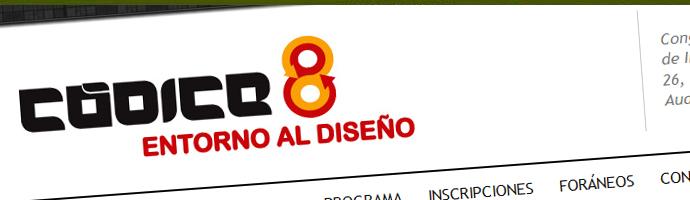 codice 8 patrocinador