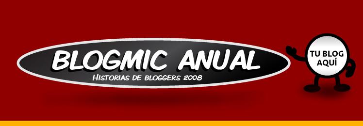 Convocatoria para el primer gran Blogmic Anual 2008: Agrégate