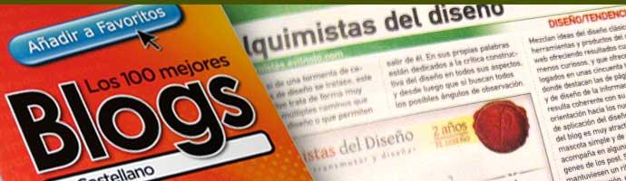 los 100 mejores blogs en castellano - personal computer
