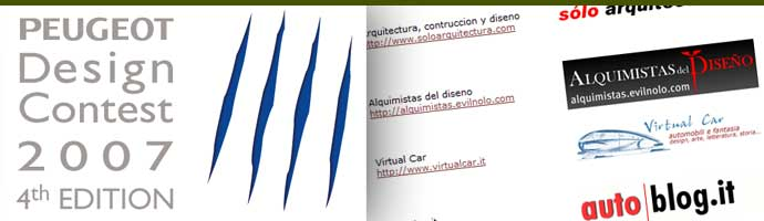 Peugeot: Design Competition 2006