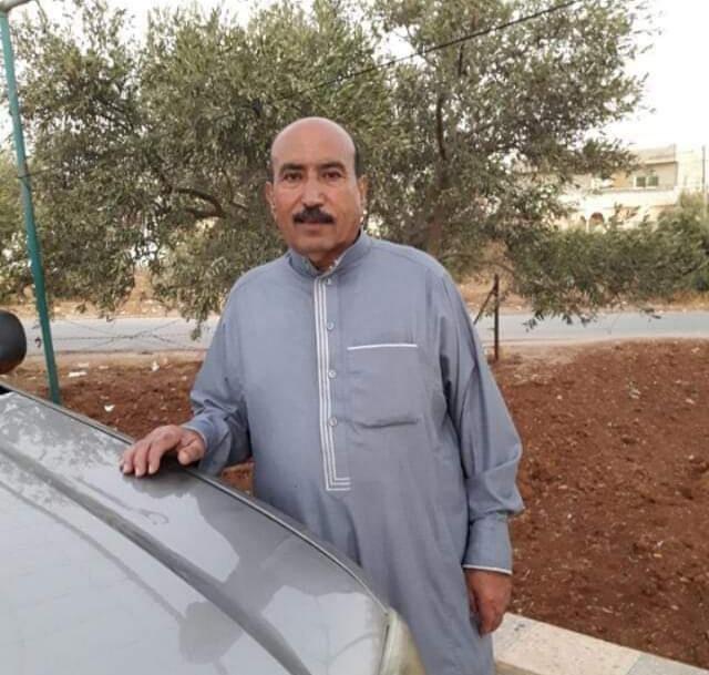 وفاة ابراهيم احمد حسين المرشد