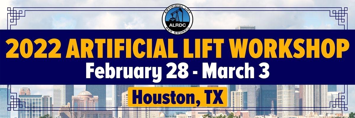 2022 ALRDC Artificial Lift Workshop