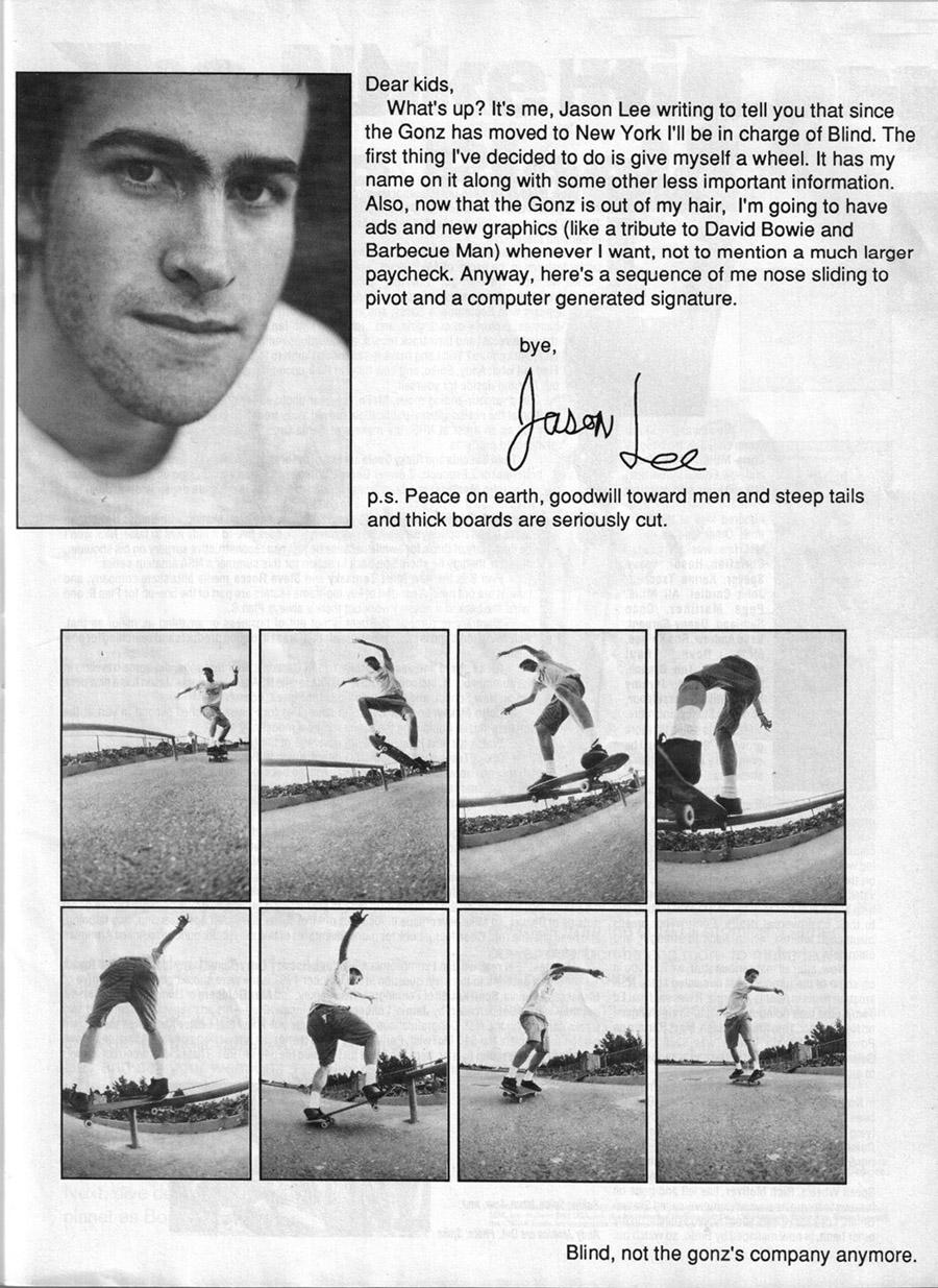 Wife Mike Skater Carroll