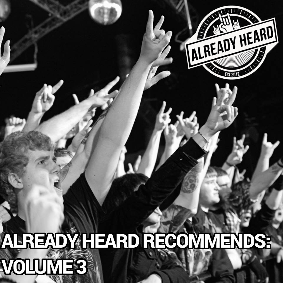 Already Heard Recommends: Volume 3