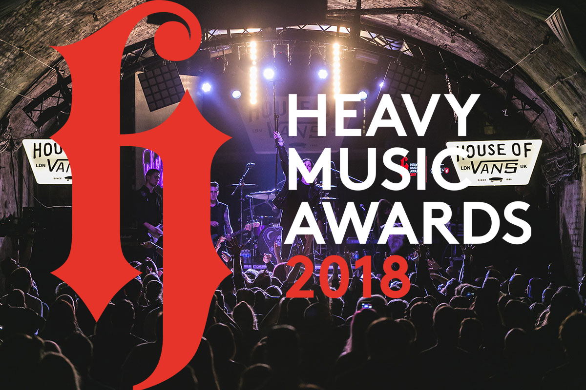 Heavy Music Awards 2018