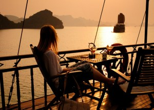 Ha Long Bay in Sunset6