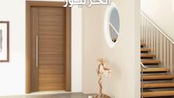 صور كتالوج أبواب خشبية داخلية جديدة موديلات 2020