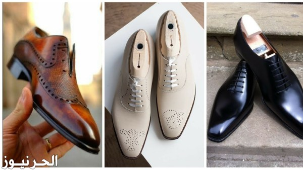 صور أحدث الأحذية الرجالى الماركات والكلاسيك 2020