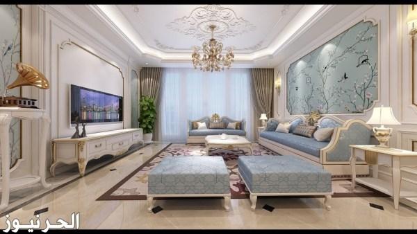 صور غرف جلوس تركية حديثة 2020