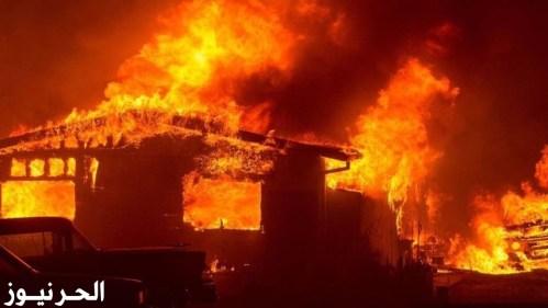 تفسير حلم الحريق في المنزل بالمنام