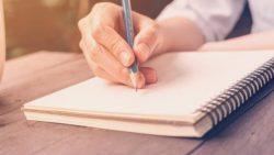 نص قصير يحتوي على اعراف الكتابة