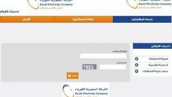 الاستعلام عن فاتورة الكهرباء برقم العداد فى السعودية بجميع المحافظات