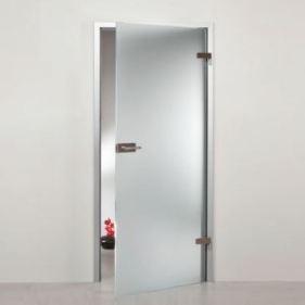 تفسير حلم الباب الزجاج في المنام