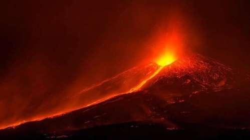 تفسير رؤية البركان الخامد في المنام