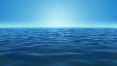 تفسير رؤية البحر الهائج المرتفع في المنام