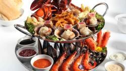 مطعم موزات للمأكولات البحرية