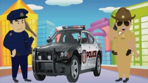 تفسير حلم ملابس الشرطة في المنام