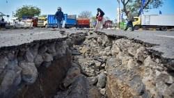 تفسير حلم الزلزال الخفيف في المنام