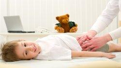 علاج انتفاخ البطن للاطفال حديثي الولادة