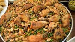 طريقة عمل الاوزي السوري بالدجاج