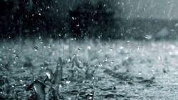 شعر عن المطر