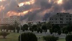 قصف صاروخي على العاصمة السعودية الرياض