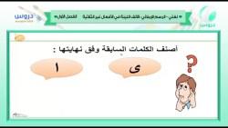 أمثلة من القرآن الكريم على الالف اللينه