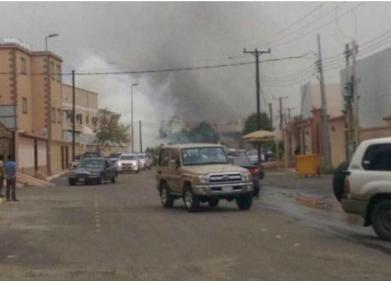 قوات الحوثي تقصف منشأت حيوية في السعودية