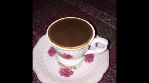 تفسير حلم رؤية الرجل لفنجان من القهوة