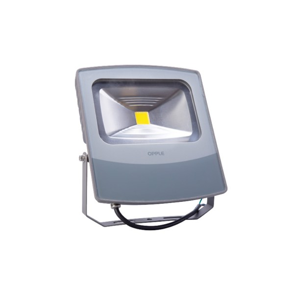 LED Floodlight-E II 200W-5700-60D-GY-GP