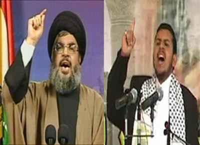 حزب الله والحوثيين