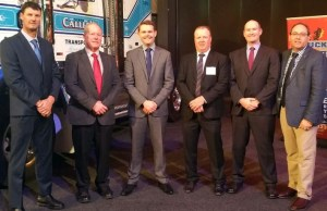SA Conference Scott Quinn, David Smith, Minister Stephen Mullighan, Grant robins, Mathew Munro, Sal Petrocitto