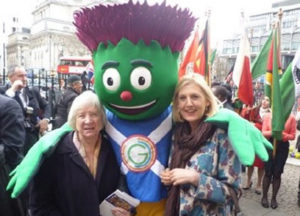 The Royal Commonwealth Society - Commonwealth Games 2014 Official Mascot
