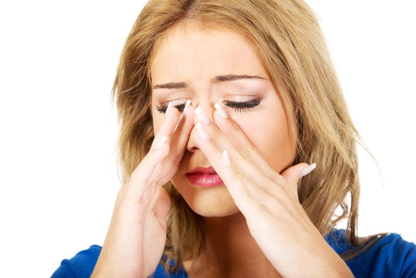 Gambar Penyakit Sinusitis Bisa diobati dengan Air Hangat