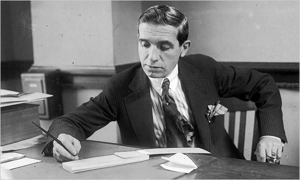Charles Ponzi scheme pada first travel picture
