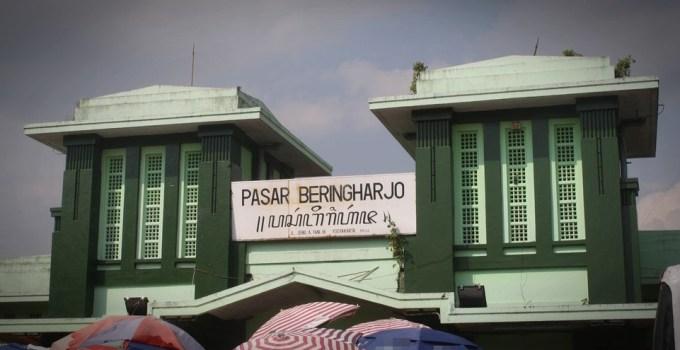 Pintu Masuk pasar beringharjo yogyakarta (wikipedia)