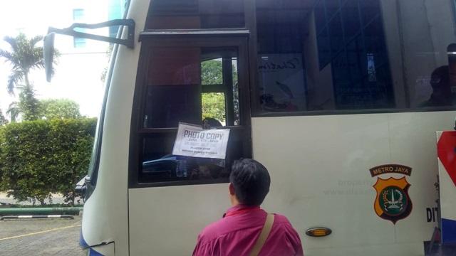 Loket Formulir dan Fotokopi STNK Keliling Ciputra Mall Jakarta Barat