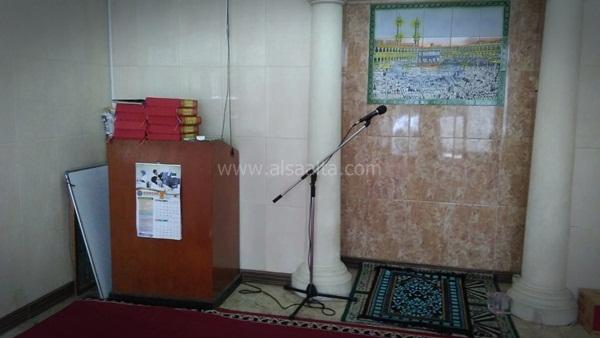 Mimbarnya Musholah Al Inayah Jakarta Barat Mandala Tomang