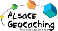 Logo Alsace GeoCaching