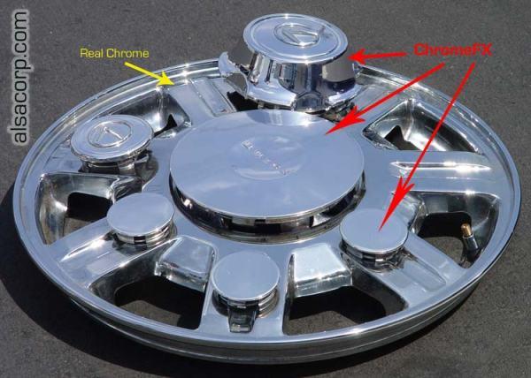 Chrome FX Pump System