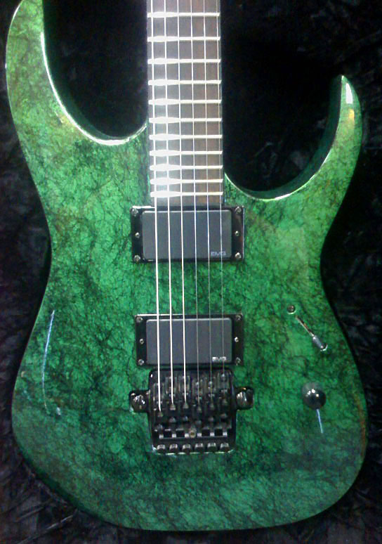 Alsa Cobweb Guitar