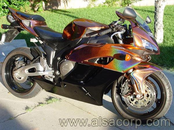 Prizmacoat Paint Kit Bike
